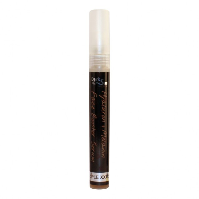 Dark Sun - Hyaluron + Melanin Face Booster Serum 10ml.