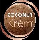 Coconut Krem 550ml.