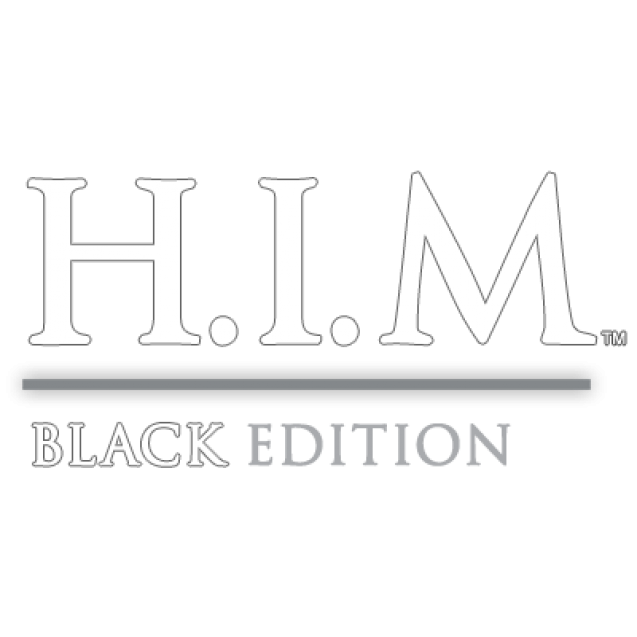 HIM Black 270ml.