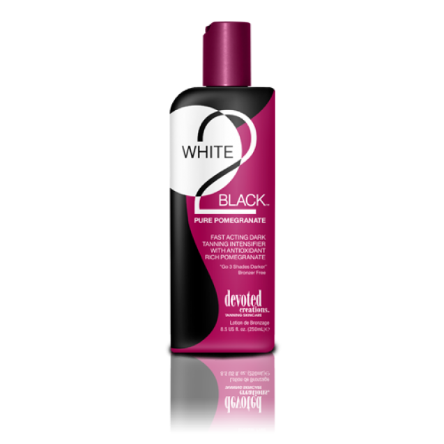 White 2 Black: Pure Pomegranate™ 260ml.
