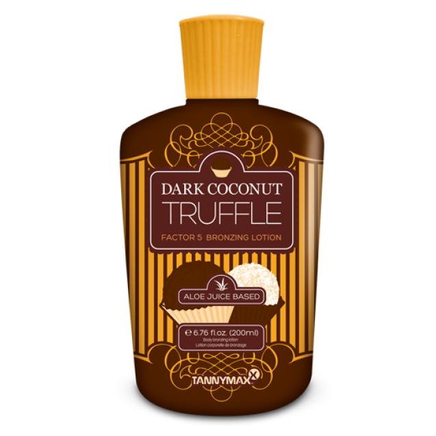 Dark Coconut Truffle Factor 5 Bronzing Lotion 200мл.