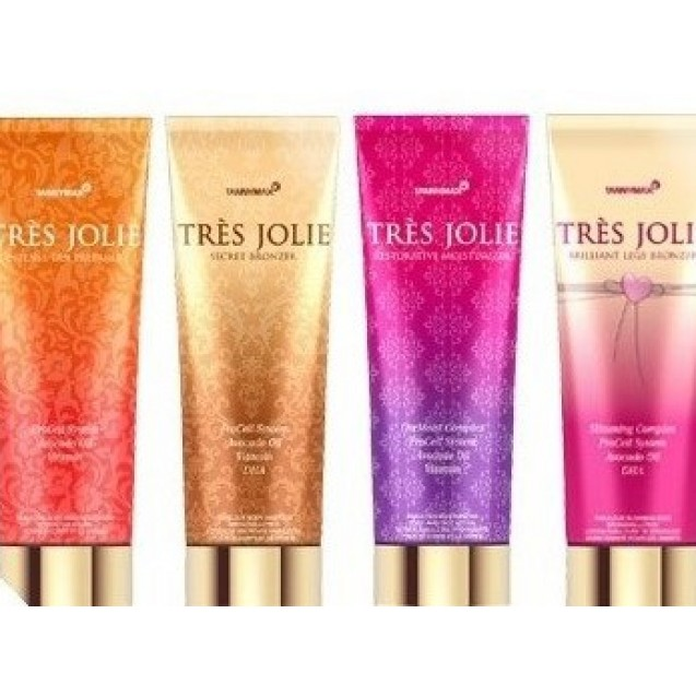 Très Jolie Brilliant Legs Bronzer 200ml.