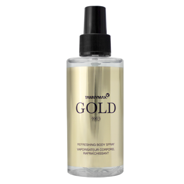 GOLD REFRESHING BODY SPRAY 150ml.
