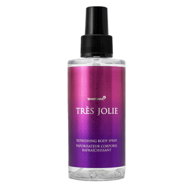 TRES JOLIE REFRESHING BODY SPRAY 150ml.