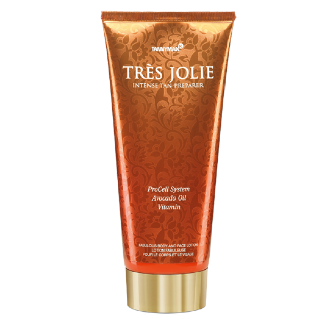 Très Jolie INTENSE TAN PREPARER 200ml.