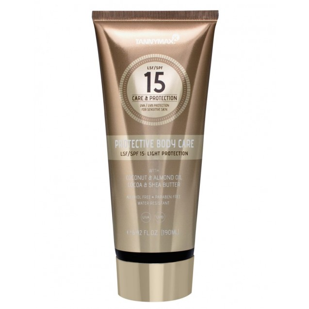 SPF 15 Protective Body Care 190 ml.