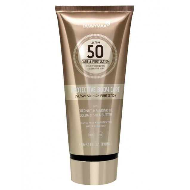 SPF 50 PROTECTIVE BODY CARE 190 ML.